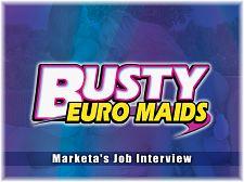 Busty Euro Maids