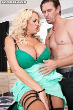 Blue Movie: Business Is Bangin' For Big breasted Boss Shannon Blue